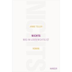 Nichts als Buch von Janne Teller