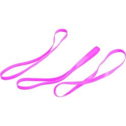 Gummibänder VE=150 Stück pink