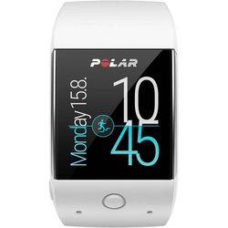 POLAR Smartwatch M600 White