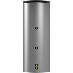 Warmwasserspeicher EBS-PU mit einem Wärmetauscher - Farbe silber - 400 Liter