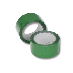 Klebeband Packband PP Acrylatkleber geräuscharm 50mm/66m, grün