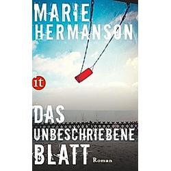 Das unbeschriebene Blatt. Marie Hermanson  - Buch