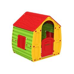 dynamic24 Spielhaus, Magical Kinderspielhaus Kinderhaus Kinder Spiel Haus Gartenhaus