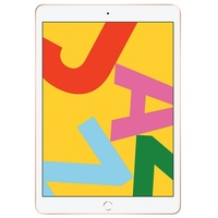 Apple iPad 10,2 2019 128 GB Wi-Fi gold