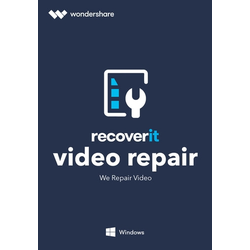 Wondershare Recoverit Video Repair Tool
