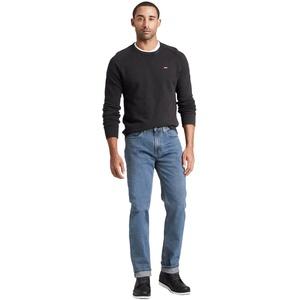 514 Levis Jeans Herren Straight Fit in Stonewash-W36 / L34 Blau 36 x 34