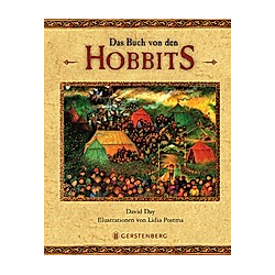Das Buch von den Hobbits. David Day  - Buch