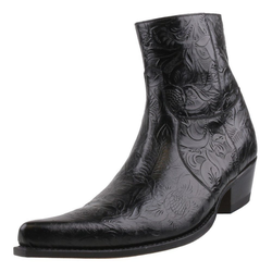 Sendra Boots 5200-Blondy Negro Schnürstiefelette EUR 45