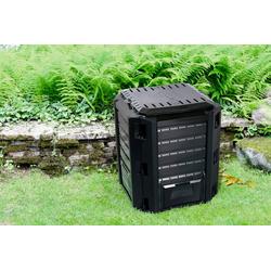 Prosperplast Komposter 380 l, BxTxH: 72x72x83 cm, 380 l