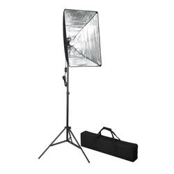 vidaXL LED Studiobeleuchtung Professionelle Studiobeleuchtung 60 × 40 cm