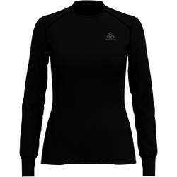 Odlo - T-shirt ML Warm W Black - Unterwäsche - Größe: L