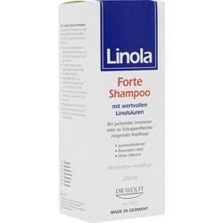 LINOLA Shampoo forte 200 ml