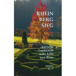 RHEIN! Nr. 17 als Buch von Kunstverein KUNSTGEFLECHT e. V.
