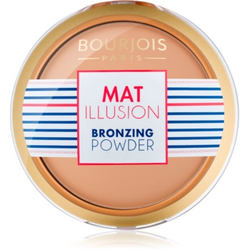 Bourjois Mat Illusion Bronzer Farbton 21 Light 15 g