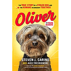 Oliver for Young Readers. Alex Tresniowski  Steven  J. Carino  - Buch