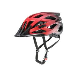 Uvex Fahrradhelm I-Vo cc rot 2 - 2 cm