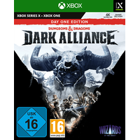 Dungeons & Dragons: Dark Alliance Day One Edition Xbox Series X