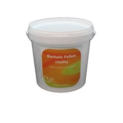 Bierhefe Pellets vitality 1000 g