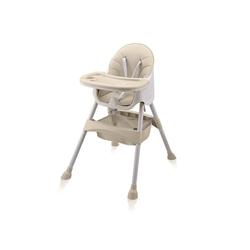 Baby Vivo Hochstuhl Design 2in1 Kinderhochstuhl - Oscar in Beige