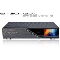DreamBox DM920 UHD 4K 1x DVB-C FBC Tuner E2 Linux Kabel-Receiver
