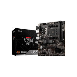 MSI A520M PRO Mainboard