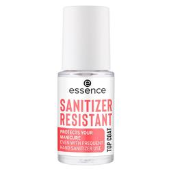 essence Sanitizer Resistant Top Coat 8 ml