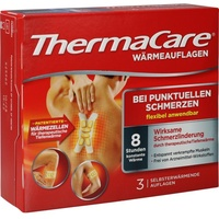 Pfizer ThermaCare bei punktuellen Schmerzen