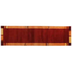 Handknüpfteppich Nepalus TK-02 - Rot