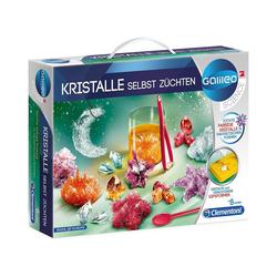 Clementoni® Lernspielzeug Galileo - Kristalle selbst züchten
