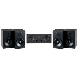 McGrey BSS-265 / CS-440 BK 5.0 Surround Lautsprecher Set