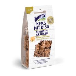 Bunny Keks mit Biss Mehlwürmer + Käse 50 g