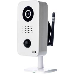 DoorBird B101 IP-Video-Türsprechanlage WLAN, LAN Zusatz-Kamera Weiß