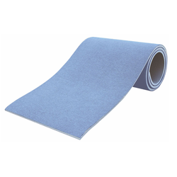 Bodenturnmatte Standard blau - 600 x 200 x 3,5 cm