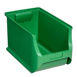 Allit ProfiPlus Box 4H Aufbewahrungsboxen grün