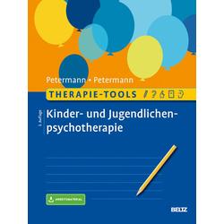 Therapie-Tools Kinder- und Jugendlichenpsychotherapie: eBook von Ulrike Petermann
