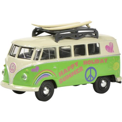 Schuco VW T1 Bus Surfer 1:64 Modellauto