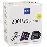 Zeiss Brillenputztücher 200 St.