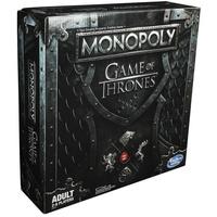 Hasbro Monopoly Game of Thrones E3278100
