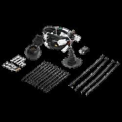 Trail-Tec elektrische aansluitset 7polig  Relais specifiek - AUDI 100 C3 Sedan