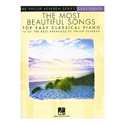 The Most Beautiful Songs  For Easy Classical Piano - Buch