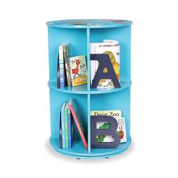 Baby Vivo Bücherregal Space drehbar für Kinder - Blau