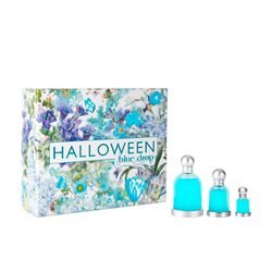 HALLOWEEN BLUE DROP set 3 pz
