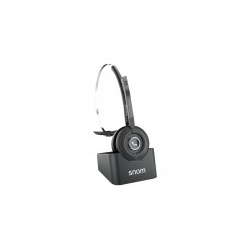 Snom A190 Headset On-Ear DECT kabellos (4444)