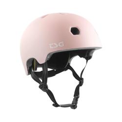 Helm TSG - meta solid color satin macho pink (408)