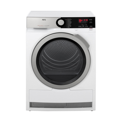 AEG Lavatherm T8DE76595 Wärmepumpentrockner - Weiß