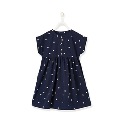 vertbaudet A-Linien-Kleid Kinder Kleid 110