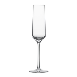 SCHOTT-ZWIESEL Gläser-Set Pure Sektglas 6er Set, Glas