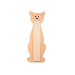 TRIXIE Kratzbrett Katze, Sisal/Holz 21 × 58 cm
