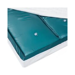 Wasserbett Matratze Dual 180 x 200 x 20 cm Stark beruhigt