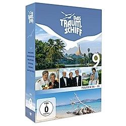Das Traumschiff - Box 9 - DVD  Filme